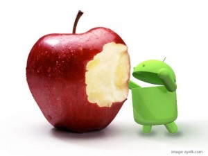 App store: Apple vs Google