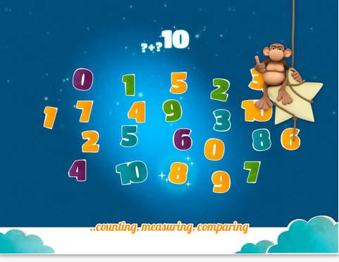 My First 10monkeys math