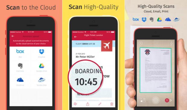 scanbot-copy mobile apps