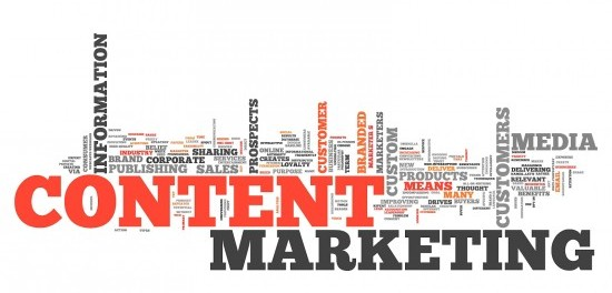 Content marketing - Mobile applications