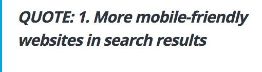 quote of google