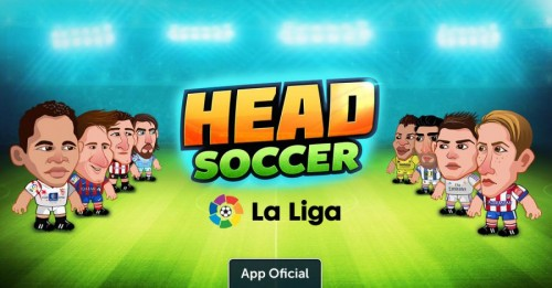 head soccer la liga mobile game