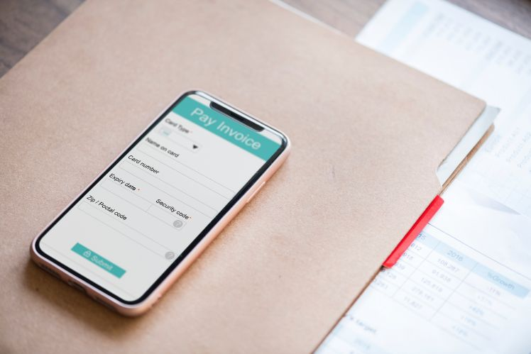 mobile invoice- mobile payment methods