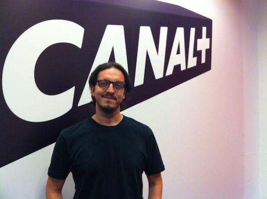 Berni from Canal+