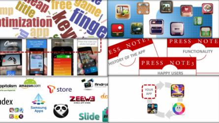 screenshots of apps
