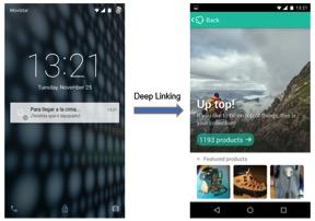 screenshots from smartphones