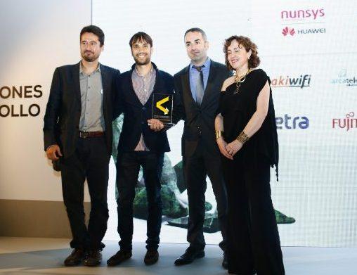 Yeeply, app development marketplace, receives award