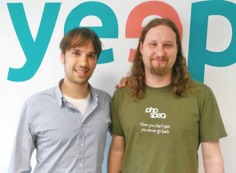 Web development expert Jakub Zalas at Yeeply