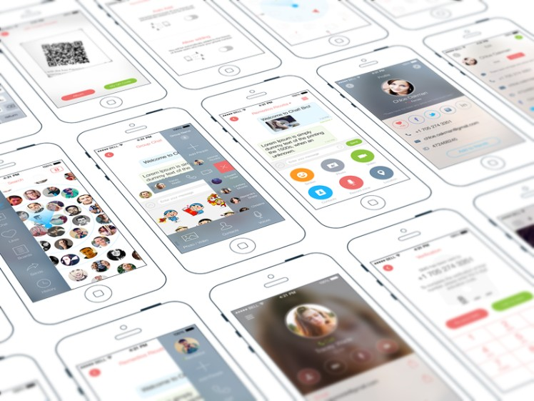 Example APPS - App Prototyping