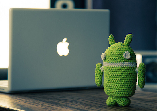 creating apps android vs ios