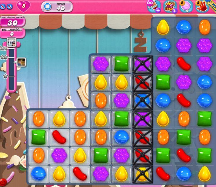 Candy Crush screenshot
