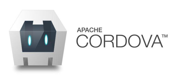Apache cordova logo- cross platform app development