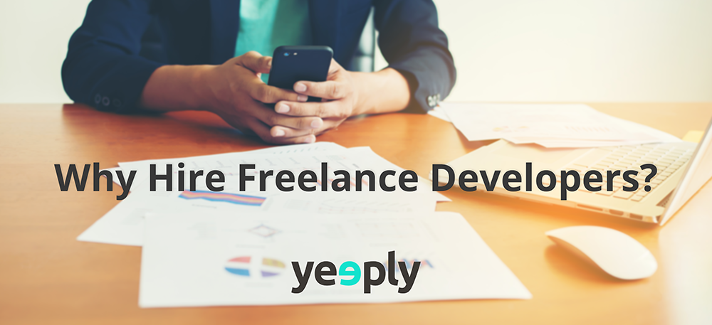 Why hire freelance developers?