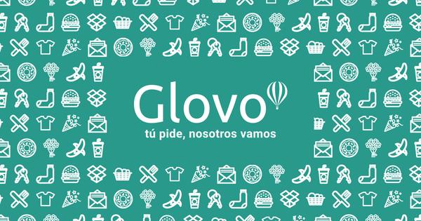 Glovo - sharing economy apps