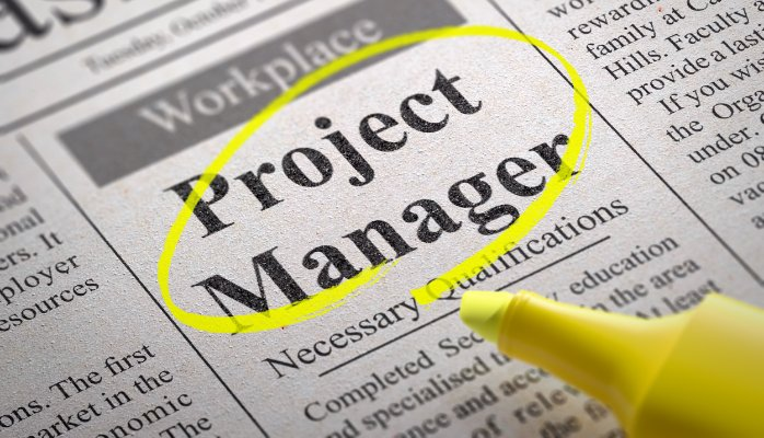 Project manager for Digital Agencies