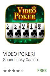 video poker app icon
