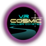 vr cosmic roller coster icon