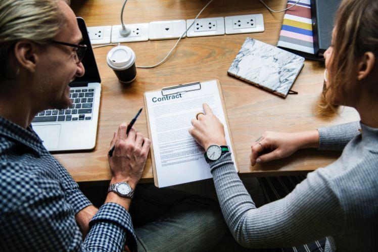 business meeting- recruitment app