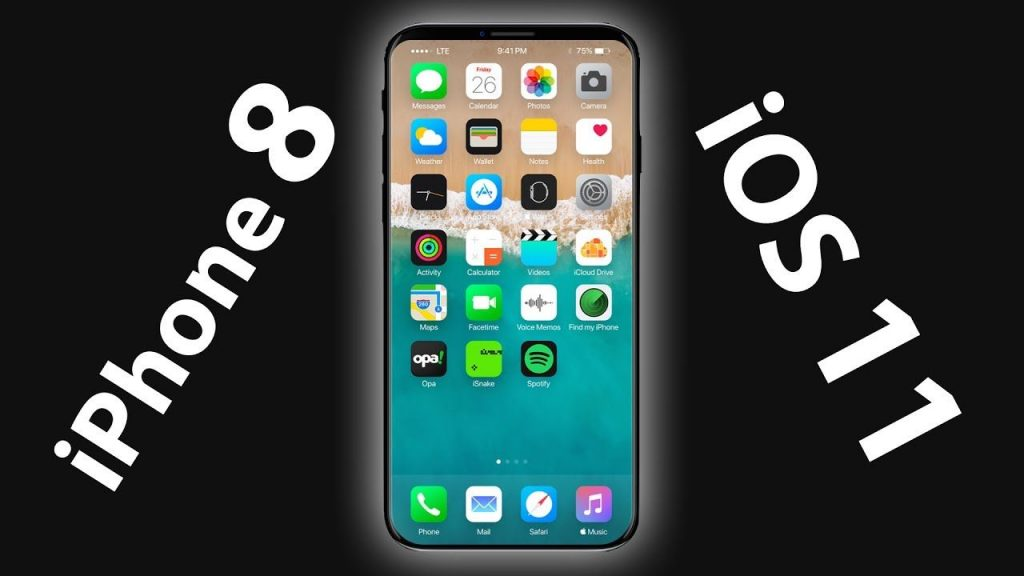 What the iPhone 8 may look like