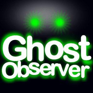 logo app Ghost Observer