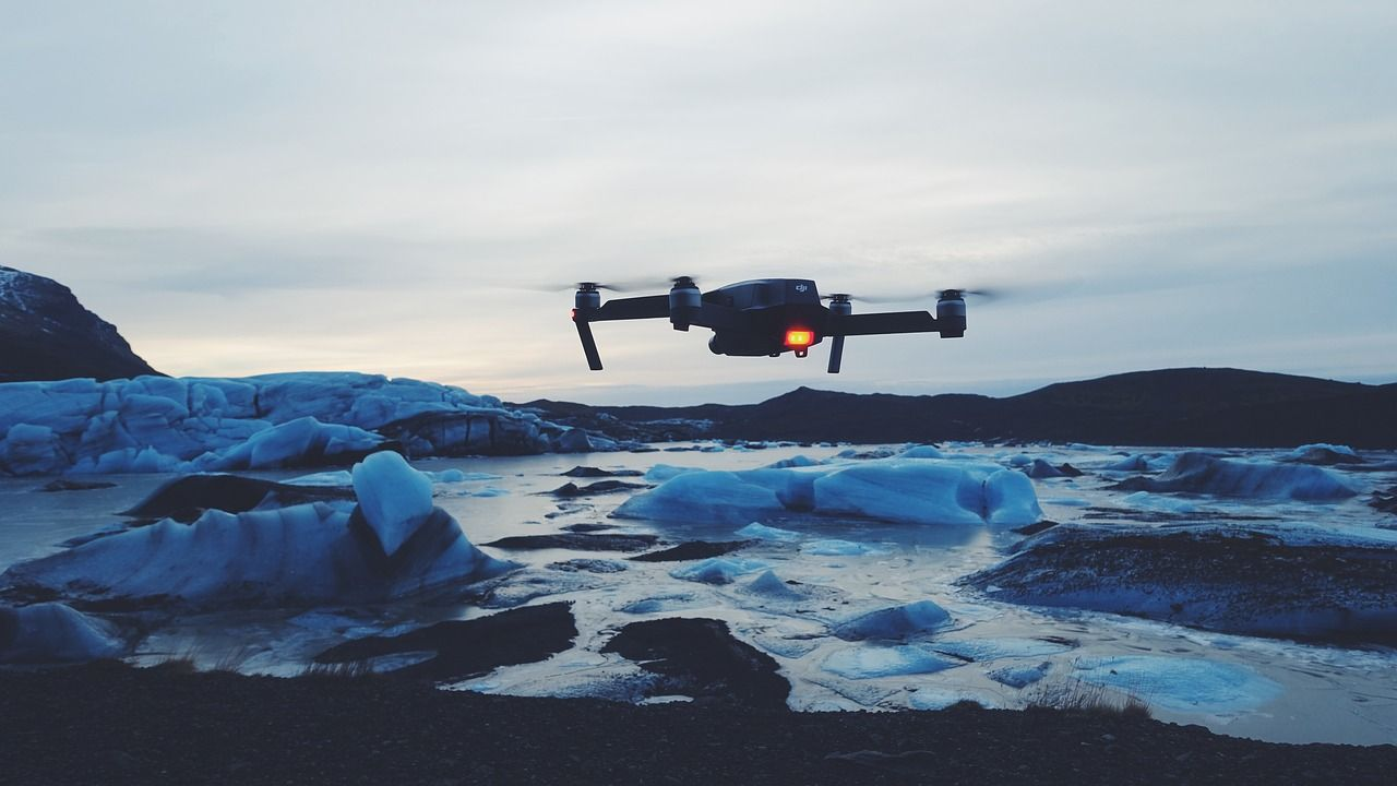 Game of Drones: latest innovations and trending apps