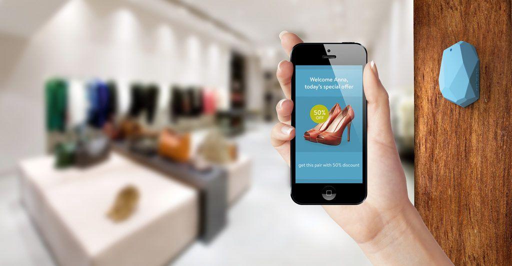 smartphone con descuento en tienda