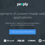 New website of Yeeply