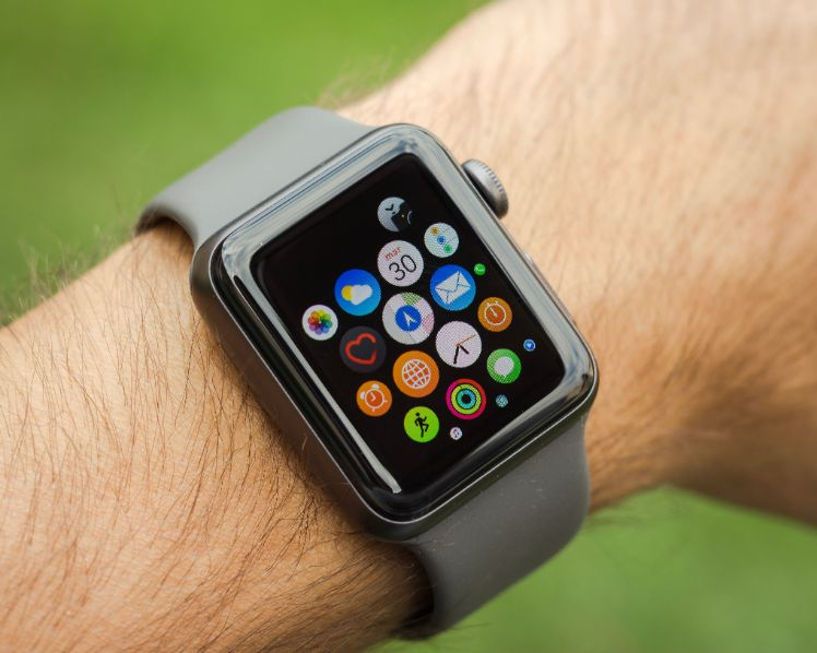 apple watch- mobile app development for wearables