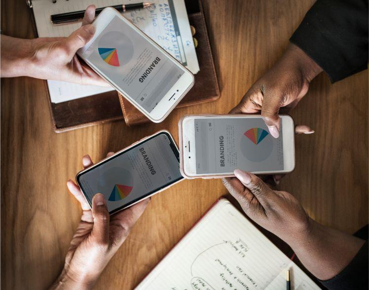 branding statistics on mobile- brand awareness- international marketing plan