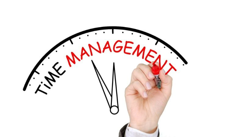time management- scrum master