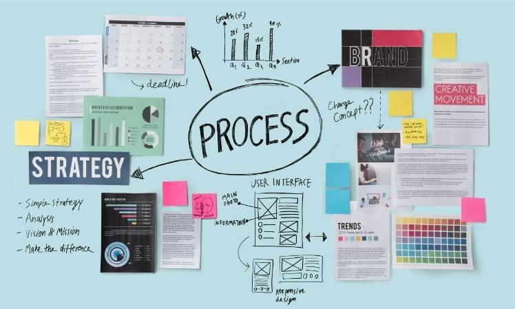 graphics - digital branding