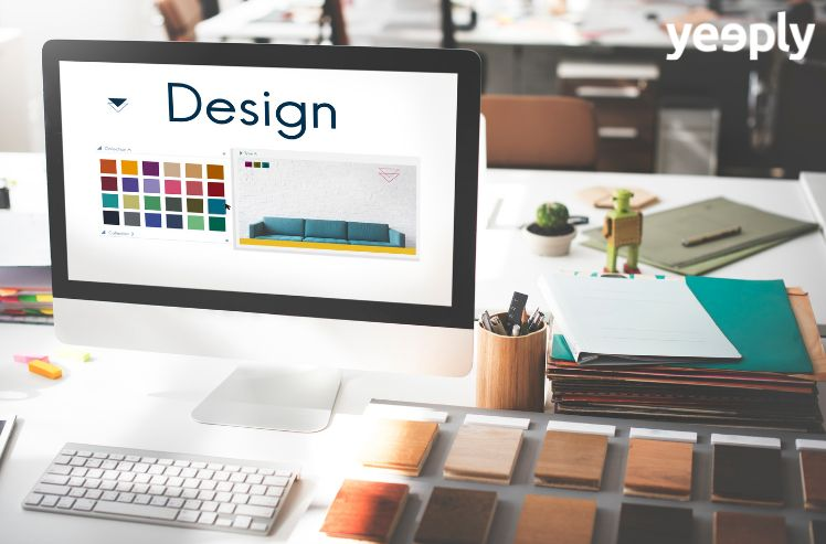 The influence of colours in web design