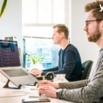 developer at work- find web programmer