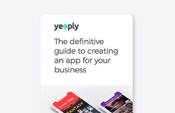 guide to creating an app e-book cover of yeeply